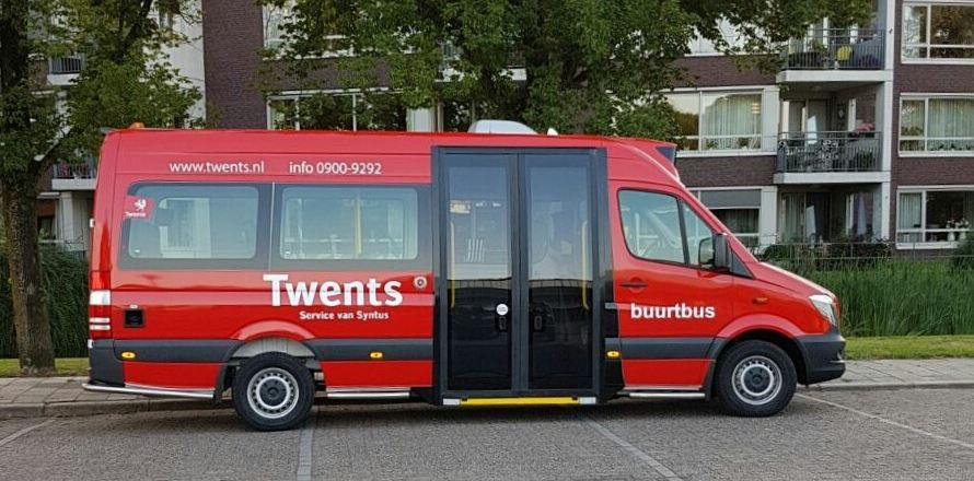 Reizigers binnenkort weer welkom in de buurtbus