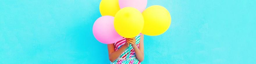 Jarig - ballonnen