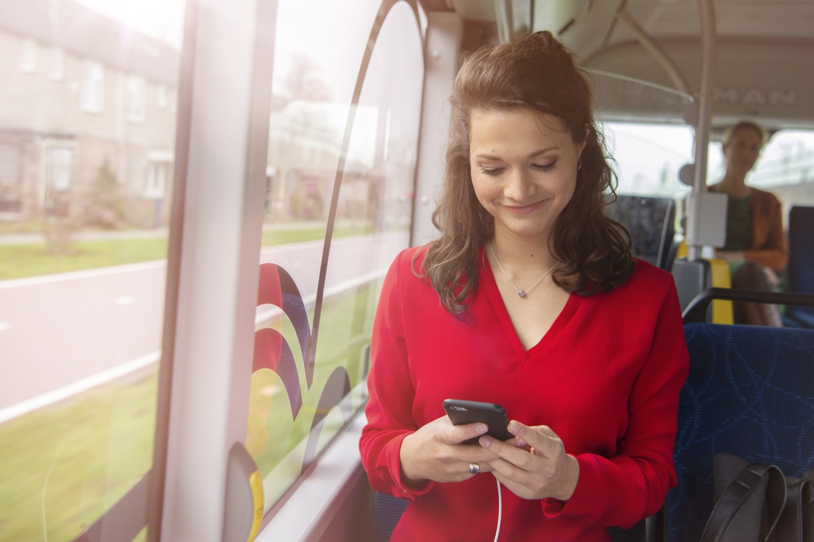 Koop je kaartje in de bus en betaal met iDEAL